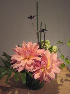 一周年」記念の花と試食 022.jpg